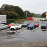 "Maserati enthusiasts big buildup in the event organized by the Maserati Nagoya ""autumn excursion touring!"