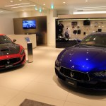 Maserati Nagoya and Maserati Nagoya Service Center event announcements