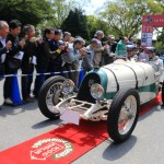 """La Fiesta Primavera 2015 ' rite of spring-trotting classic sports car"