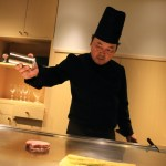 "New open ""BAR & teppan-yaki SK 331"" started as a hobby for the owner of casual teppan-yaki"