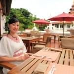 「ダラデヴィ チェンマイ」朝食は和洋折衷で豊富な種類のモーニングブッフェ