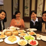 """Chateau de Chine Kaohsiung"" ""Harbour Cantonese"" Exciting wagon service dim sum dinner!"