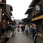 "Hida-Takayama explore Honjin can enjoy ""old town"" Mitarashi dango!"