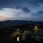 「加太淡嶋温泉 大阪屋ひいなの湯」大自然に恵まれた加太の神秘的な夜景