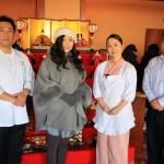 """Farewell to ryokan """"Kada awashima Onsen osakaya hiina no Yu"""" natural Kada's time"""
