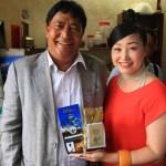 珈琲豆専門店「ラッソ・エベレスト」にてエベレストコーヒーをお土産に!