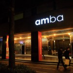 amba-North mountain located stylish designer hotel Zhongshan areas