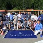 舉行在富山巡迴演唱會瑪莎拉蒂名古屋5周年紀念!