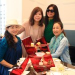"""Marriott Taipei, limited time offer! Afternoon tea in collaboration with cosmetics brand"