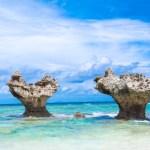 """庫裡島天然岩石上的旅遊景點在 """"心鎖魅力"""" 風暴中變得非常流行"""