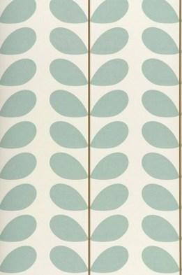 Papier Peint Orla Kiely Pour Harlequin Classique Tige Oeuf Oiseau