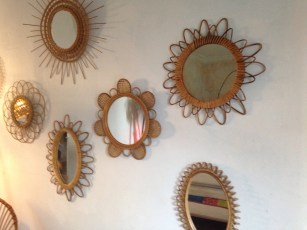 Collection miroirs anciens