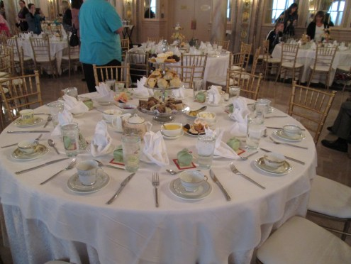 high-tea-table
