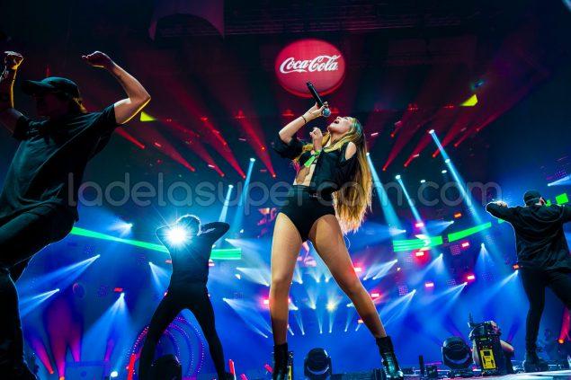 Ana Mena - Coca Cola Music Experience