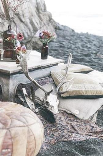 bohème romantique,décors extérieur