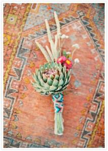 bouquet esprit mexicain