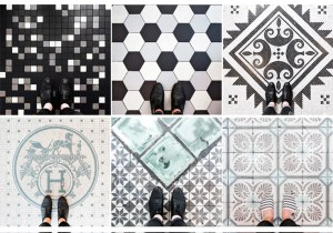 Sébastian Erras parisian floors series