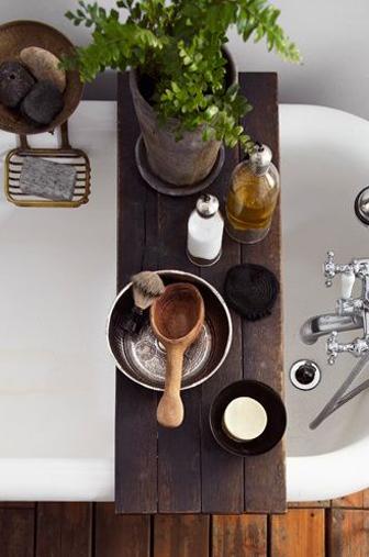produit beauté salle de bain
