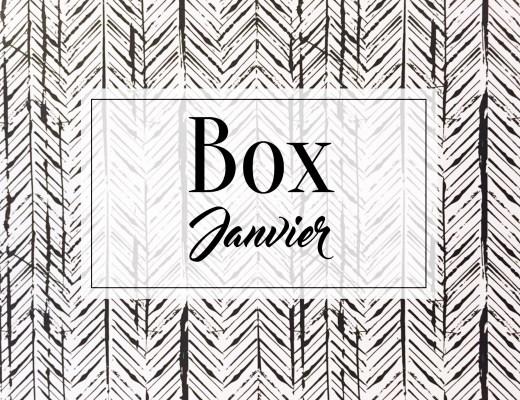 Couverture box janvier 1er noir et blanc
