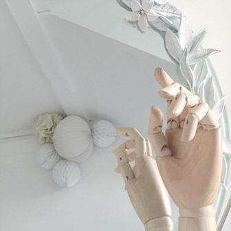 details miroir-DIY