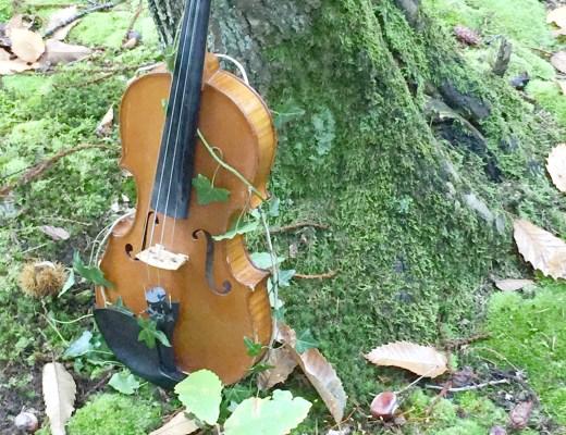 Headway vidéo slackline violon