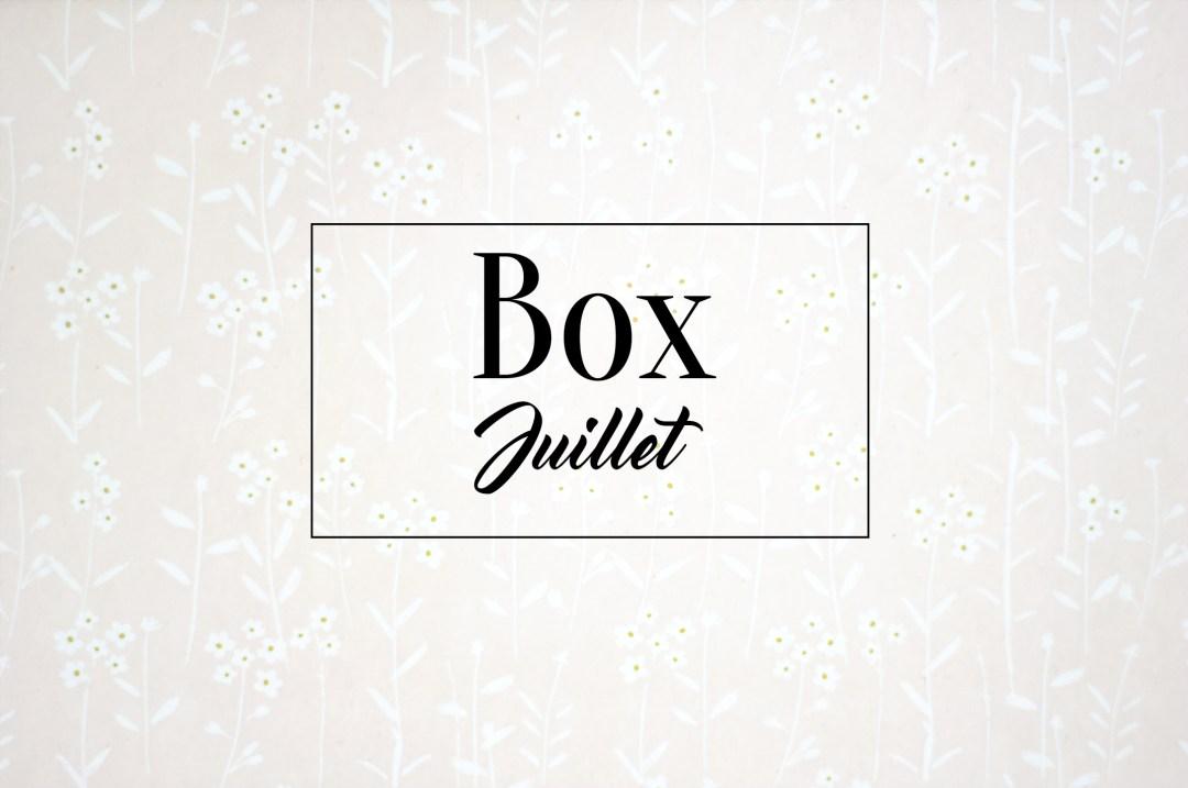 jeu concours la délicate parenthese box juillet, concours déco