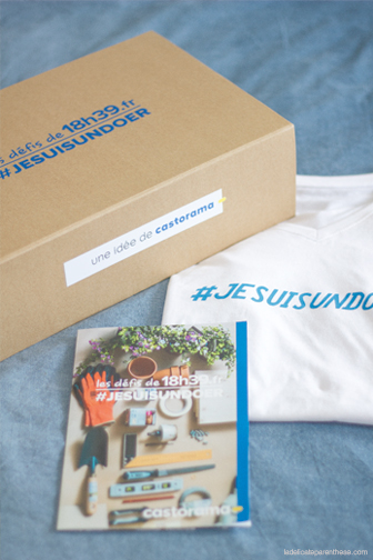 La Délicate Parenthèse création jardin suspendu défi box 18h39