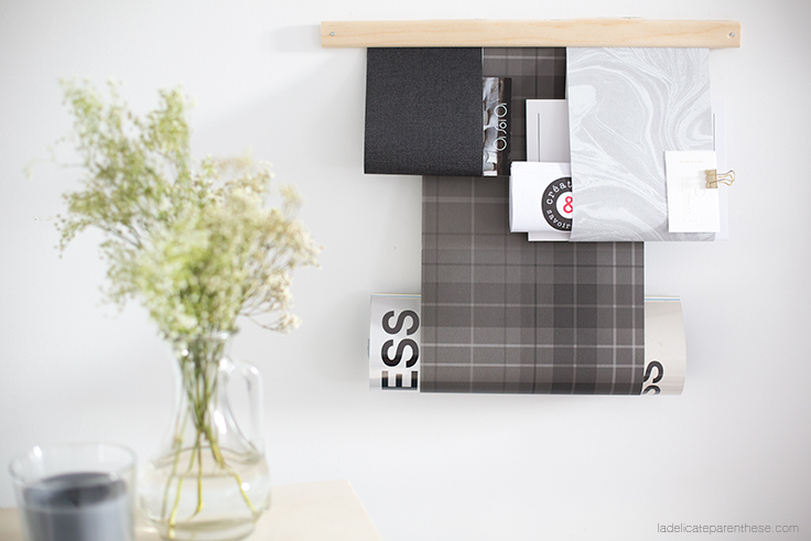 range magazine esprit british DIY création blog deco