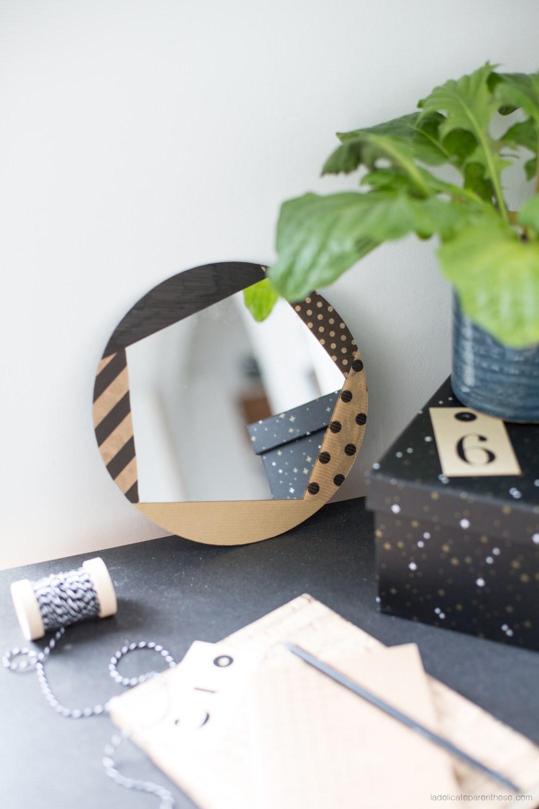 home décors inspiration DIY miroir
