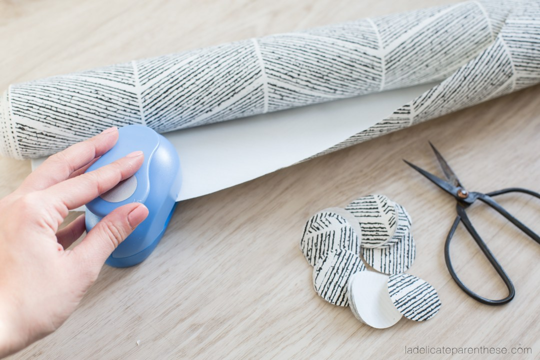 Décoration de Noel handmade DIY papier peints