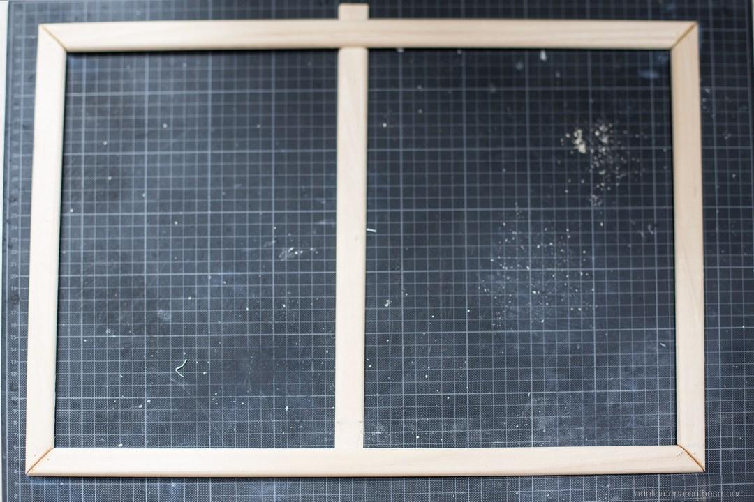 Création DIY serre végétale d'intérieur ikea hack