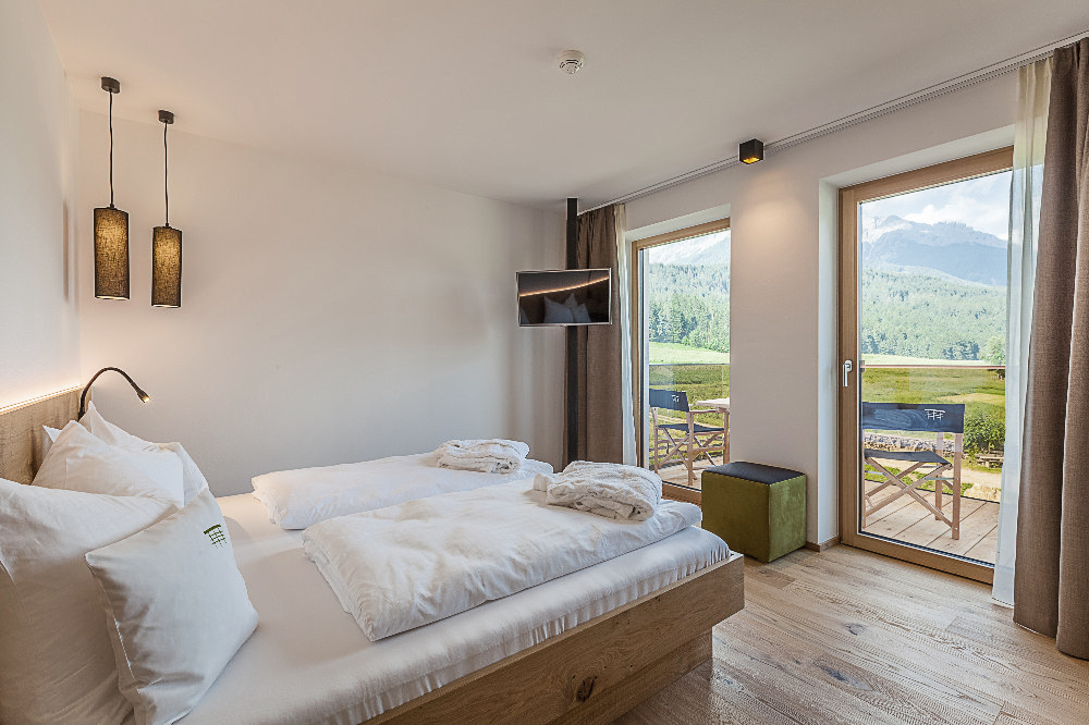 bed and breakfast voyage Dolomites