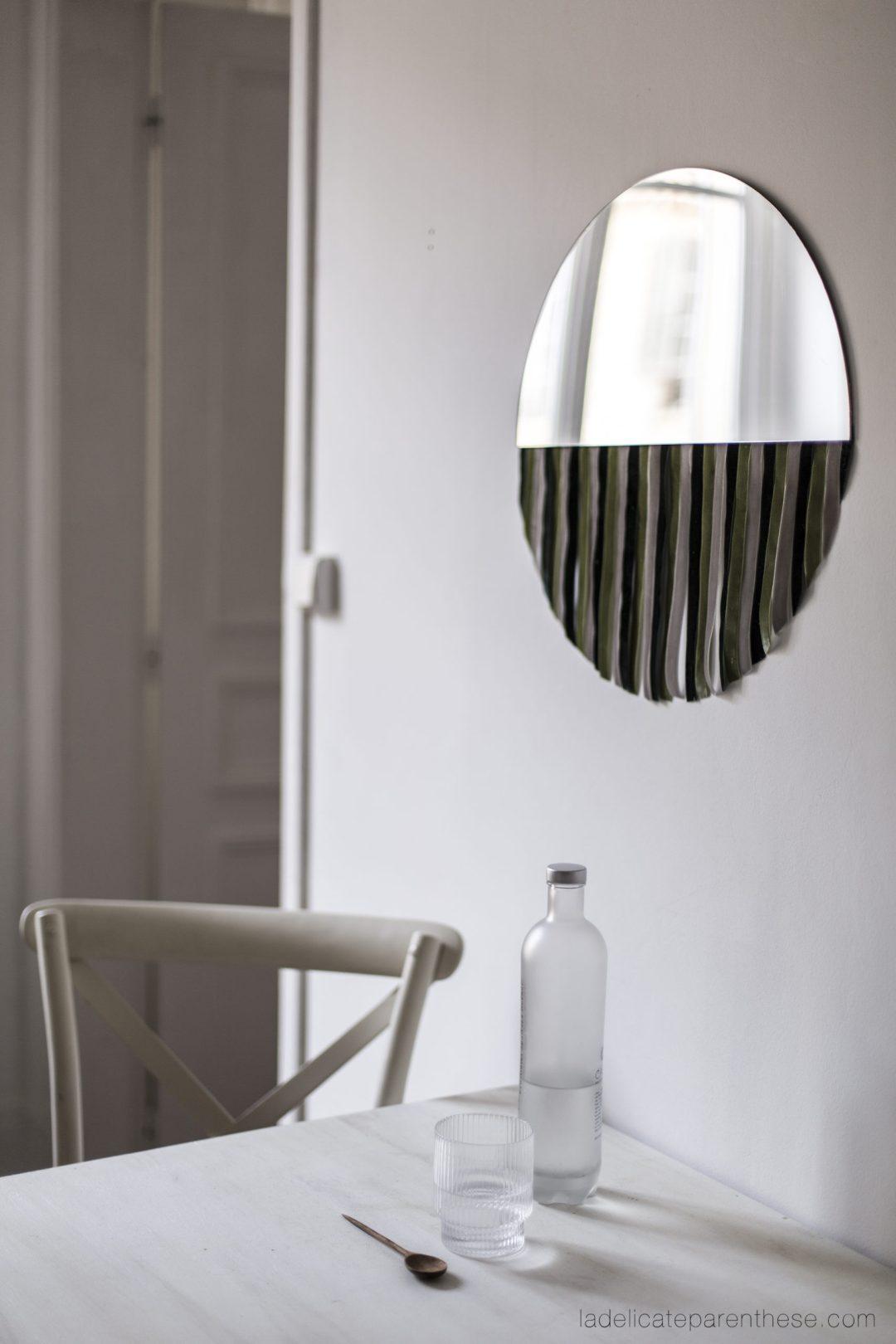 velvet mirror création handmade sostrene grene
