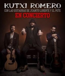 Concierto de Kutxi Romero @ Teatro Apolo