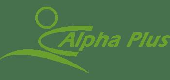 alpha plus logga