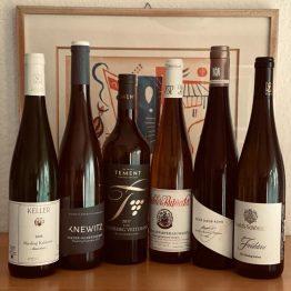 Virtuelle Weinprobe - Samstag, 28.11.20, 19 Uhr