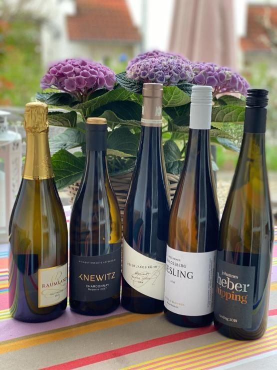 Virtuelle Weinprobe - Samstag, 24.04.21, 19:00 Uhr