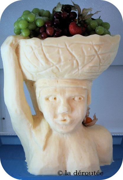 sculpturefromage