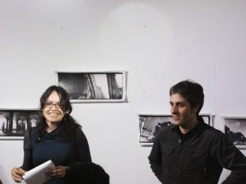 Laura Castillo i Paulo Cacais, fundadors de Tigomigo i organitzadors de la quarta Descomunal