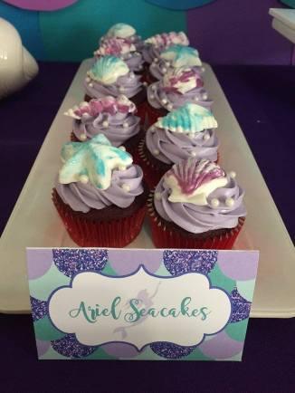 Ariel Seacakes