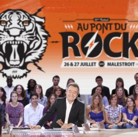 Le Pont du Rock au Grand Journal de Michel Denisot (détournement) - La Déviation