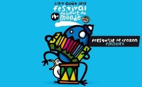 Festival du Bout du Monde 2013 - Affiche