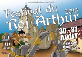 Festival du Roi Arthur 2013 - La Déviation