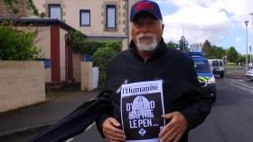 Interview de Daniel Hertzog petit-fils de Marcel Cachin le 1er mai 2017 à Paimpol - La Déviation