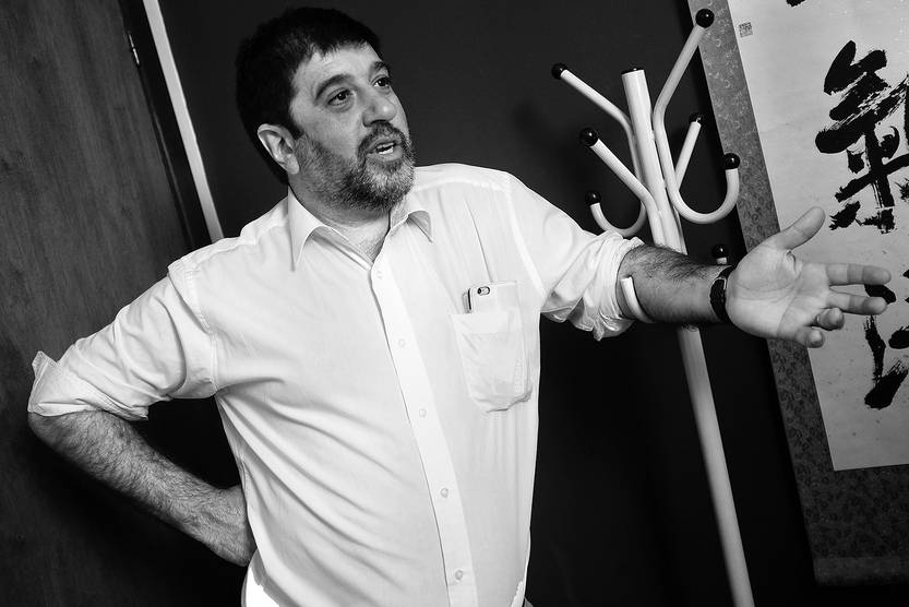 Fernando Pereira. / foto: pablo vignali