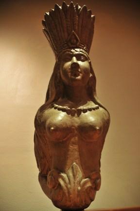 Figura de Proa: Paraguayan Ship's Figurehead