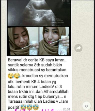 Ladies V Bengkulu