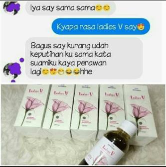 Stokis Ladies V Bandar Lampung