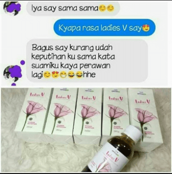 Testimoni Pengguna Ladies V Infinesse Global Indonesia