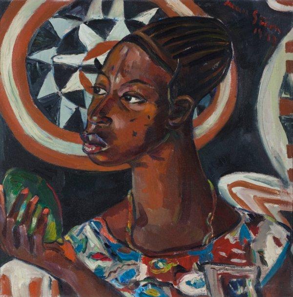 African Women Artists Ladiesbyladies
